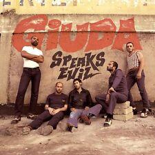 Giuda - Speaks Evil [New CD]