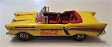 Dinky 1957 Chevrolet Bel Air Coke - Coca-Cola Variation 1:43 - Nice Condition
