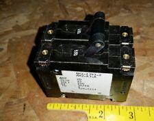 20 AMP 320-1253 ONAN CIRCUIT BREAKER   HEINEMANN AM2-Z393-2 AM2-A3-A NEW 2 POLE