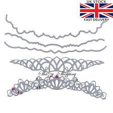 5 piece lace Edge Border Die set metal cutting die cutter UK seller Fast Posting