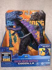 """New Playmates Godzilla vs Kong 6"""" Hong Kong Battle GODZILLA Figure RARE"""