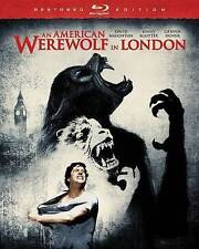 An American Werewolf in London - Restored Edition [Blu-ray] Dvd, John Woodvine,