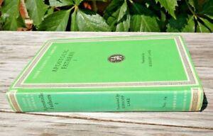 Apostolic Fathers Volume 1 Loeb Classical Library (Compact Size) HC w DJ  K Lake