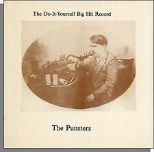 """The Punsters - The Do-It-Yourself Big Hit Record + Jive in Jersey - 7"""" Single!"""