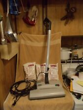 """LINDHAUS  Dry Cleaning System """"38"""" MOD. PB14e Plus 3 SEBO Cleaning Powder"""
