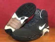 """Nike Air Force 180 """"Glow In The Dark"""" 2012 sz 10🔥537330-001 classic vintage DS"""