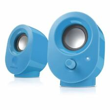 SPEED LINK SNAPPY WIRED ACTIVE BLUE STEREO SPEAKERS (SL-8001-BE)