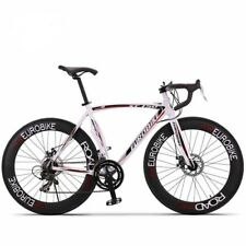"""Women Men 26"""" Road Bike Cycling Racing Sport Street Bicycle 14Speed SHIMANO A050"""