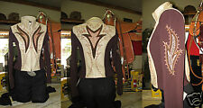 Custom Showmanship Jacket - Size Medium