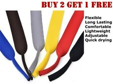 Spectacle Glasses Sunglass Neoprene Stretchy Sports Lanyard Strap Cord