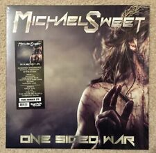 Michael Sweet - One Sided War (Very Limited Vinyl  #279 of only 300 Pressed) NEW