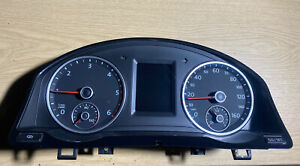 VW TIGUAN 5N 2.0 TDI SPEEDOMETER INSTRUMENT CLUSTER CLOCK 5N0920982D