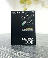 Walkman Sony WM-DD2☆Center Gear new!☆Top!☆Mega Sound☆