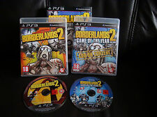 Borderlands 2: Game of the Year Edition (Playstation 3)