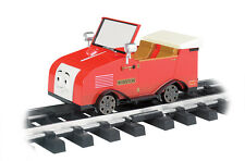 Bachmann G-Scale Thomas & Friends WINSTON Powered Car Red, #91406 NEW WARRANTY