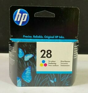 Genuine HP 28 Tri-colour Ink Cartridge (C8728AE) *BRAND NEW*