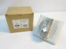 Edwards Systems Integrity 757-7A-SS70W Fire Alarm Speaker Strobe 70 Volt White