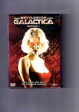 Battlestar Galactica - Staffel 1 (2006) DVD ##