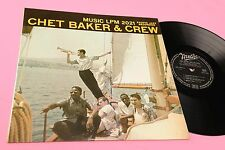 CHET BAKER LP ORIG ITALY 1959 EX+ LAMIANTED COVER TOOOOPPPPPPPPPPPPPP !!!!