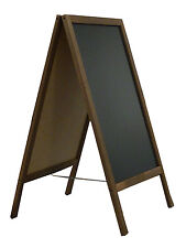 PAVEMENT BOARD CHALKBOARD BLACKBOARD A BOARD DISPLAY SIGN MENU MEMO FL2