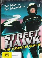 STREET HAWK THE COMPLETE SERIES - NEW & SEALED REGION 4 DVD FREE LOCAL POST