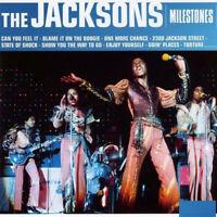The Jacksons - Milestones (2013)  CD  NEW  SPEEDYPOST