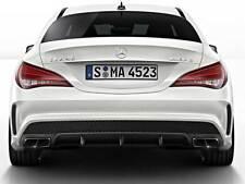 Mercedes W117 Amg Cla45 & AMG CLA Deportivo posterior difusor