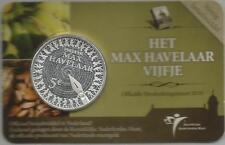 "OLANDA - 5 Euro 2010 ""Max Havelaar"""