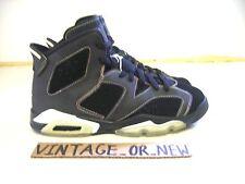 Nike Air Jordan VI 6 Lakers Retro 2010 sz 6.5Y