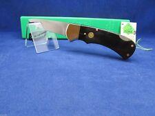 Puma Vintage 725 Lockback Coltello Pakkawood Maniglie Nuovo di zecca in caso di Puma Giallo