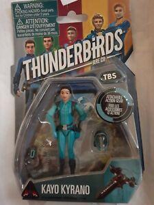 Thunderbirds Are Go TBS KAYO KYRANO 3.75 inch Action Figure