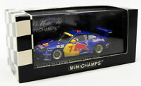 Minichamps 1/43 Scale Model Car 430 006907 - Porsche 911 GT3R Daytona 2000