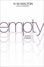 Empty - New - Walton, K. M. - Paperback