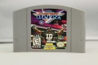 NFL Blitz - Nintendo N64 Game Authentic