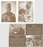 TRAUMSTADT - DREAM CITY / TOWN Original MINT RARE exYU Movie Program 1973 HORROR