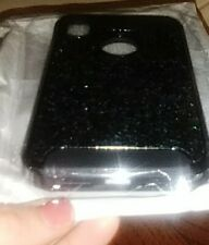 iPhone XR black glitter phone case US SELLER FAST SHIPPING