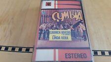 CARMEN RIVERO Y SU CONJUNTO - A BAILAR LA CUMBIA - CASSETTE