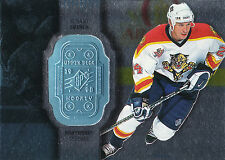 98-99 SPX FINITE #38 ROBERT SVEHLA /9500 PANTHERS *26286