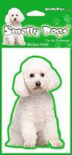 Bichon Frise (b) Fragrant Air Freshener