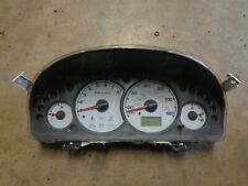 03 04 Ford Escape Speedo Speedomenter Cluster 169K YL8F-10894-AD