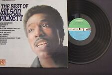 WILSON PICKETT - THE BEST OF WILSON PICKETT -  ATLANTIC REORDS - SD 8151 - 1967