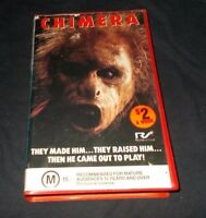 CHIMERA VHS PAL KENNETH CRANHAM JOHN LYNCH 103 MINS RT1990 / 1991