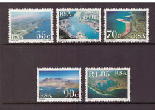 South Africa RSA 1993 MNH  Sea Harbors Views set  mint  stamps