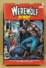 WEREWOLF BY NIGHT OMNIBUS HC BY MARVEL COMICS (FACTORY SEALED BRAND NEW) 50% OFF