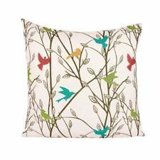 Summertime Bird Square Throw Pillow Case Cushion Cover Home Decor