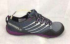 Merrell Barefoot Lithe Glove Trail Running Shoes Women's Dark Shadow - US 6.5