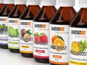 SpeedBoost Getränkekonzentrat in 15 Geschmacksrichtungen