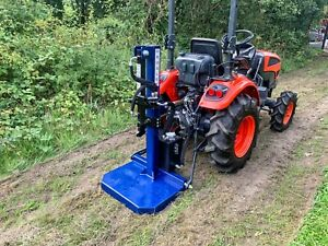 B-LSBP - Oxdale PTO Log Splitter Big Base - For Compact Tractors