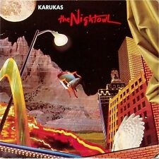 KARUKAS 'THE NIGHTOWL' US IMPORT LP