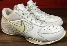 Mens Nike Air Base Line Low Mens Sz 10.5 386240 Basketball Shoe Patent Leather